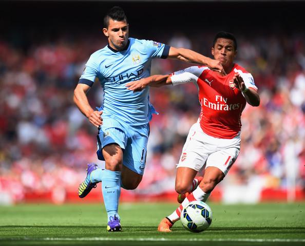 Sergio+Aguero+Alexis+Sanchez+Arsenal+v+Manchester+F0P8jV50cTTl