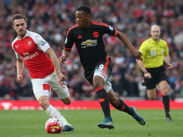 Arsenal-v-Manchester-United-Premier-League